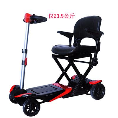 关于轻便折叠电动轮椅你知道多少?