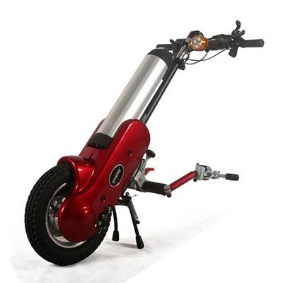 电动轮椅车头——有了它手推轮椅秒变电动轮椅