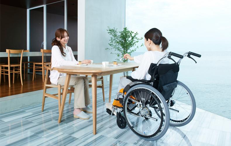 日本Miki进口轮椅MCS-43JD