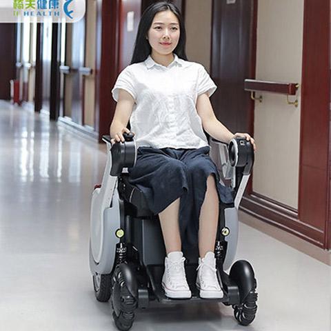 为什么中国老年人更喜欢轻便折叠电动轮椅