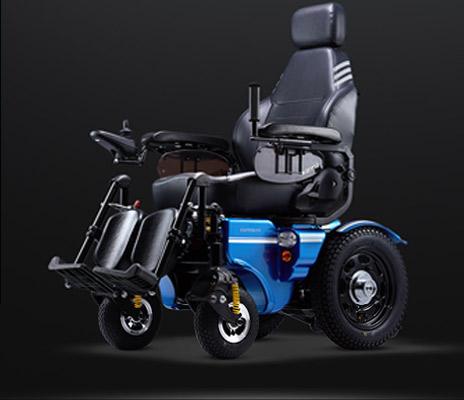 电动轮椅的电机哪种好?
