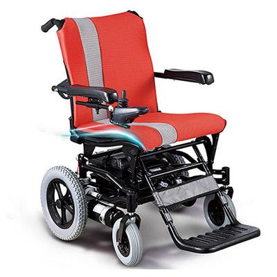 电动轮椅稳定性取决于哪些因素