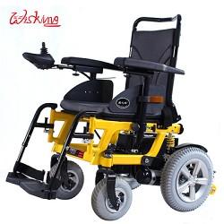 威之群电动轮椅1023莱特老年残疾人电动轮椅车