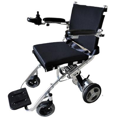 日本中进DYN20超轻折叠便携式电动轮椅车