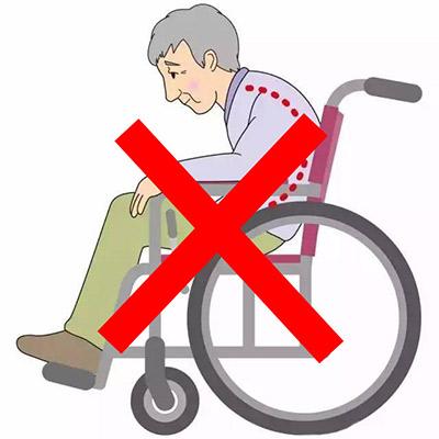 轮椅、电动轮椅的正确乘坐方法和姿势有多重要你知道吗?