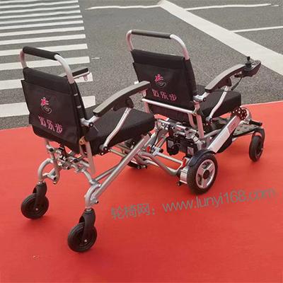 【双人电动轮椅】可乘坐两人的便携式电动轮椅