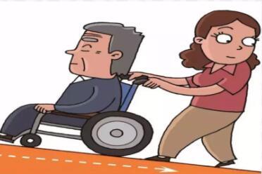 电动轮椅能上下坡吗?上下坡技巧及注意事项
