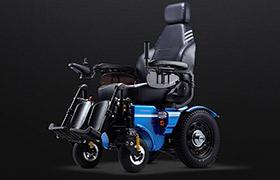 康扬KP45.3电动轮椅安装操作视频