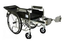 瘫痪的老人适合用哪种轮椅?
