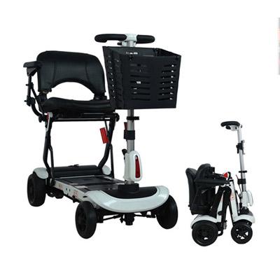适合外出旅游携带的便携式轮椅,你了解多少!