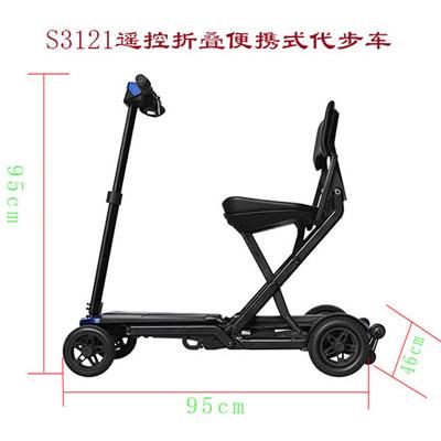 最轻最小折叠旅行轮椅有哪些