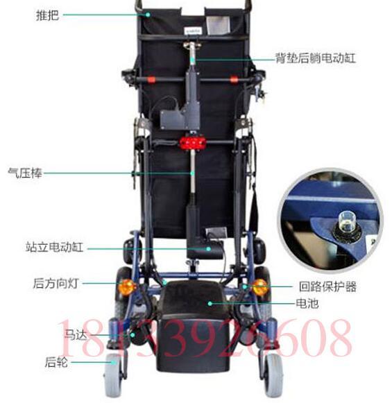康扬KP-80站立式电动轮椅怎么样