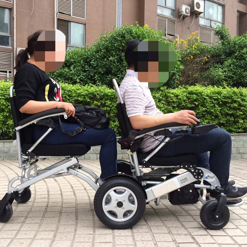 安全靠谱的双人电动轮椅车特惠促销中