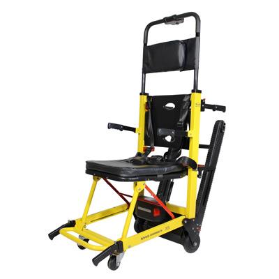 德国斯维驰电动爬楼轮椅-折叠轻便履带式爬楼机