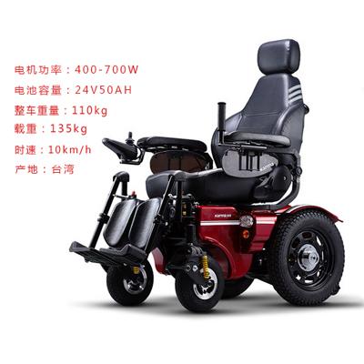 爬坡动力好的电动轮椅有哪些