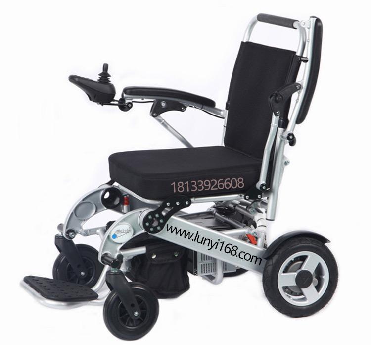 迈乐步A08电动轮椅扶手后掀图片