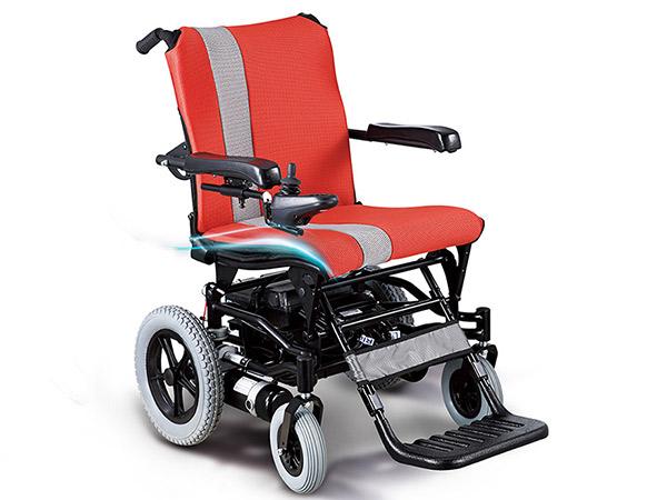 为什么消费者更青睐于进口电动轮椅