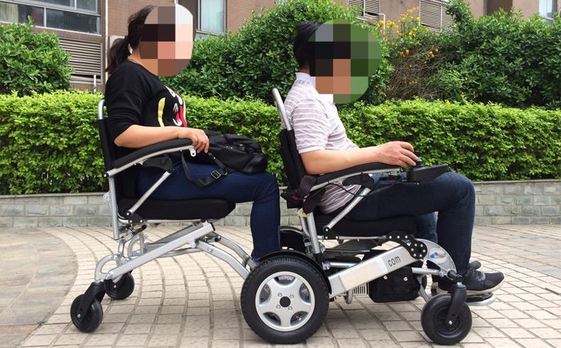 电动轮椅选购指南2021新版