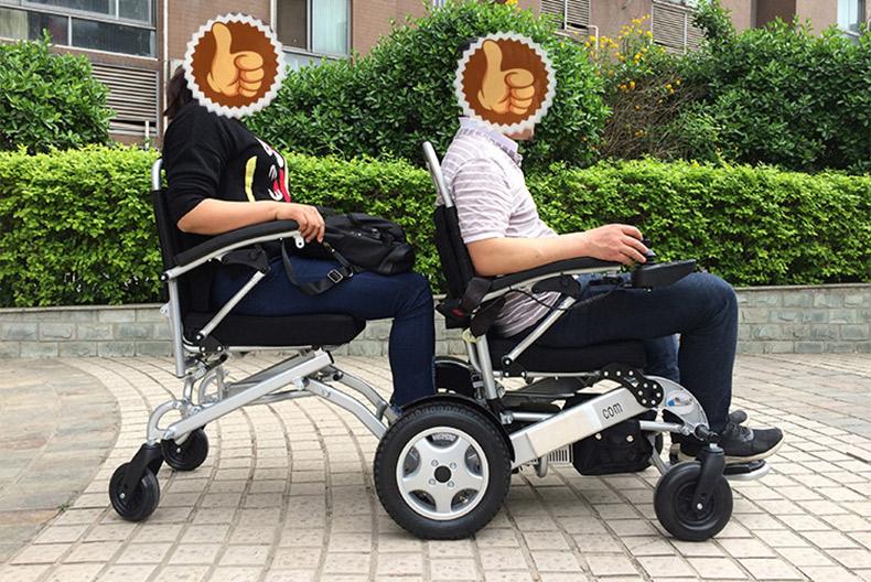 老年人电动轮椅的功能宁缺毋滥