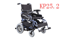 康扬电动轮椅KP25.2视频