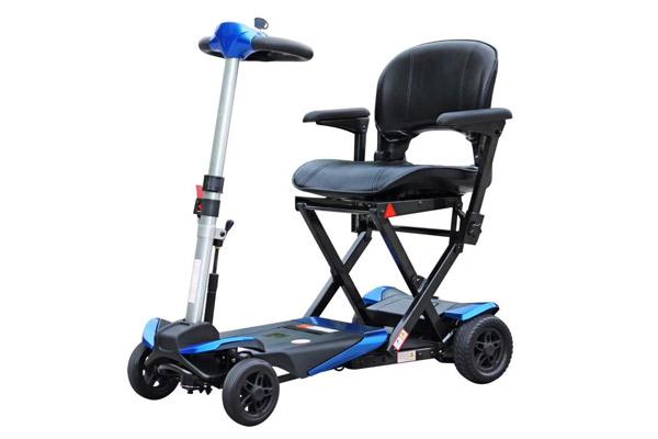舒莱适S3021小型电动轮椅