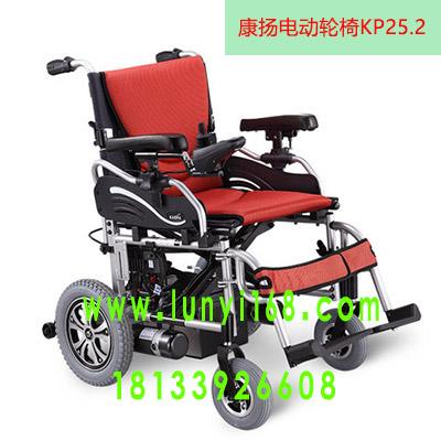 电动轮椅电池不耐用原因及维修