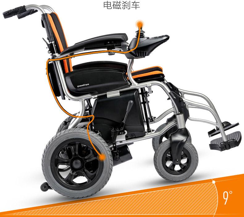 鱼跃电动轮椅