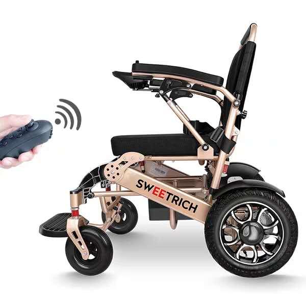 西安哪里可以租电动轮椅
