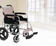 普通轮椅使用说明及注意事项